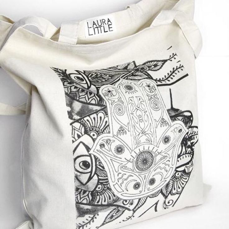 HOT HAMSA TOTE - ALL YOURS with a VIP ticket @popup_social event 6/25 RSVP in bio - let's go #newyork #events #popupshop @loftnyc #accessories #bag #totebag #handmade #hamsa