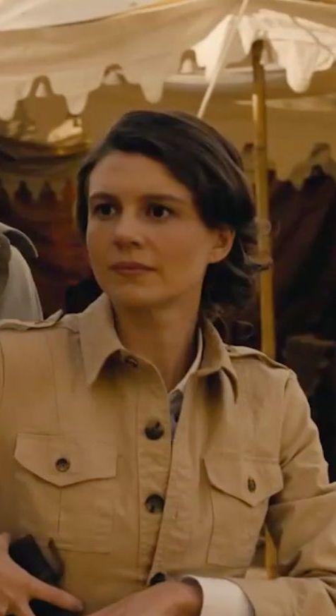 Katja Herbers as Emily in Westworld (2018)