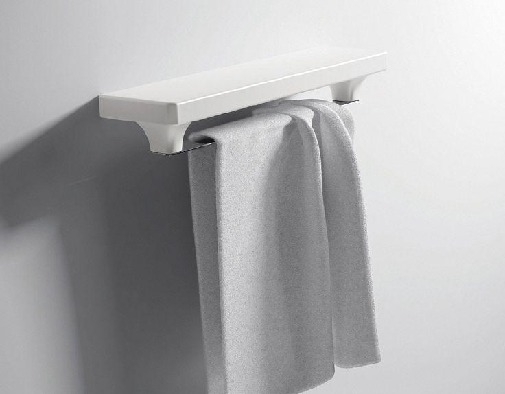 Oltre 20 migliori idee su porta asciugamani su pinterest - Porta asciugamani bidet ...