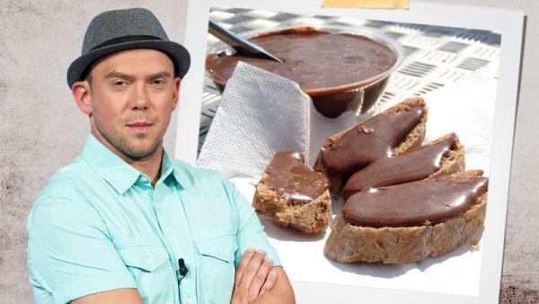 Láďa Hruška je tu s dalším vychytaným receptem! Tentokrát v kuchyni vyráběl výborný čokoládovo-oříškový krém. Je to skutečně lahůdka, i když zároveň i kalorická bomba...