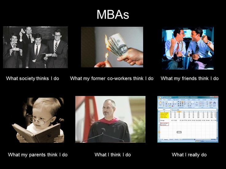 """More or less accurate... although, I am not sure about the """"What I think I do pane""""."""
