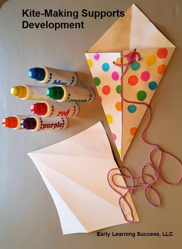 Try this Kite Activity as part of a study on how things fly  http://earlylearningsuccess.net/wp-content/uploads/2016/03/Kite-Activity.pdf This activity is part of the Things that Fly Unit of Study, available at http://earlylearningsuccess.net/product/things-that-fly/
