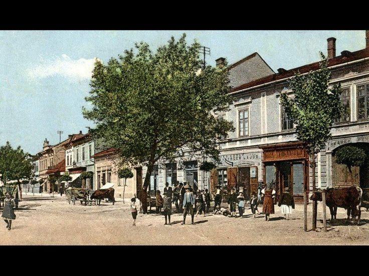Zvolen - historické fotografie