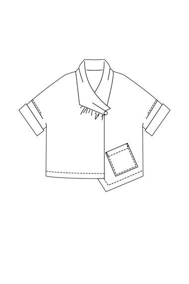 Oska. Jacket Graciela