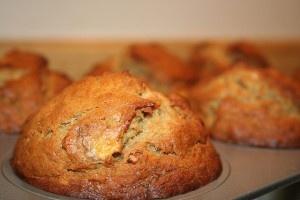 Koolhydraatarme en suikervrije muffins.