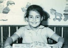 Cristina Cordula publie une photo d'elle enfant sur Instagram
