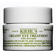 Creamy Eye Treatment with Avocado - Soins yeux