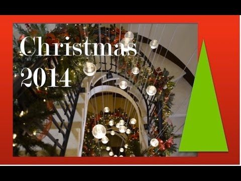 Christmas Decorating Ideas And Home Tour 2015 23rd Day