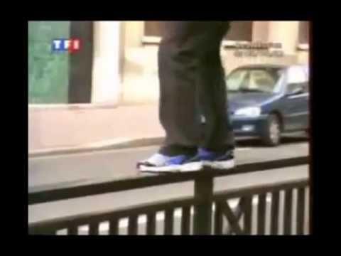 David Belle   Fondateur du parkour   Reportage de TF1 - YouTube