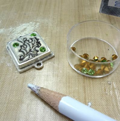 Resin Crafts: Stampendous and Resin Craft Blog!