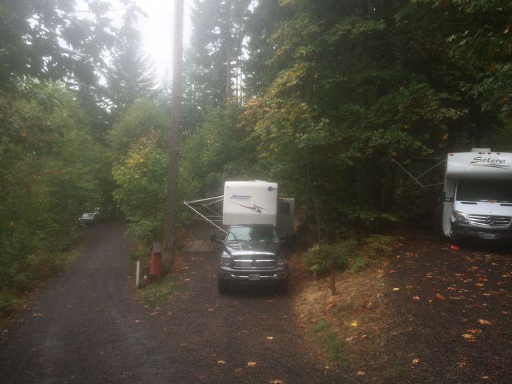 Timberlake Campground Stevenson WA Rv