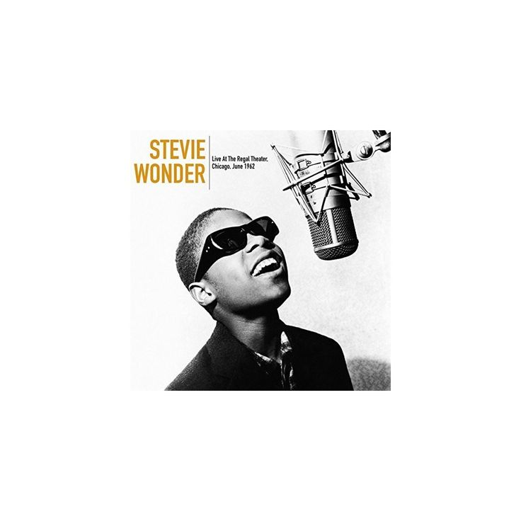 Stevie Wonder - Live at the Regal Theater Chicago June 1962 (Vinyl)