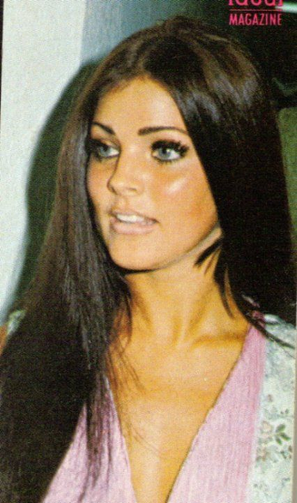 priscilla presley as a child