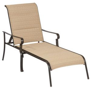 Padded Patio Lounge Chairs