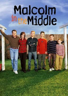 Malcolm in the Middle (2000)    While navigating the perils of adolescence, wunderkind Malcolm also grapples with a suburban family that gives new meaning to the word dysfunctional.