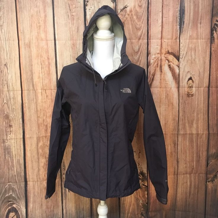 The North Face Women's Venture Jacket Hyvent 2.5L Color grayish purple Sz M  | eBay