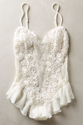 Flora Nikrooz Fleur Flutter #Bodysuit #anthrofave