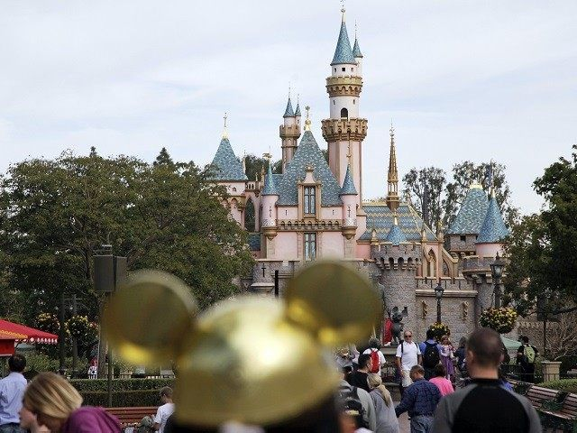 Disneyland ~ EXCLUSIVE — Displaced American Disney Cast Members replaced with cheap (Employee) foreign laborers here on H1B Visas. Walt would roll over in his grave as another American Icon bites the dust...time for a boycott?