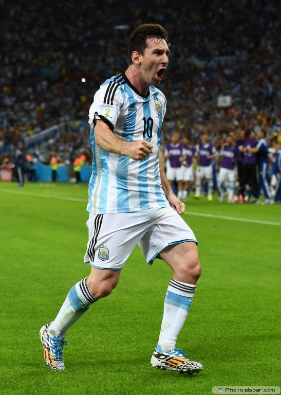 Lionel Messi Argentina 2014 FIFA World Cup Photo HD Wallpaper D