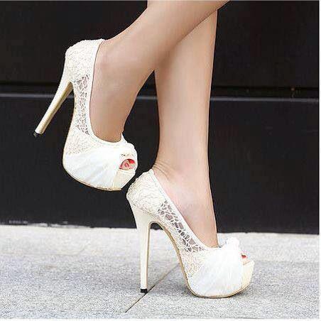 Best 25  Wedding heels ideas on Pinterest | Wedding shoes, Bridal ...