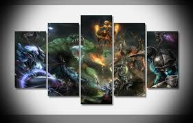 Image result for DOTA 2 canvas art