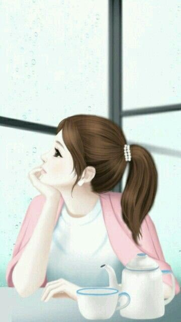 Image about girl in Korean Anime by 아이돌 - 얼짱 on We Heart It