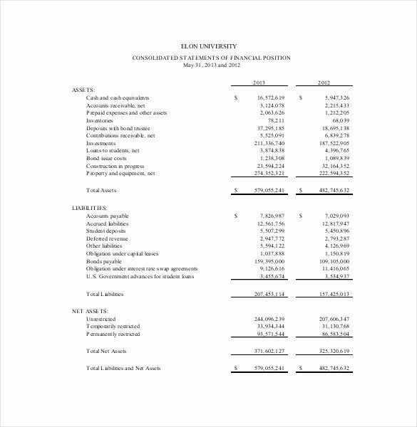 Audit Report Template Word Awesome 18 Audit Report ...