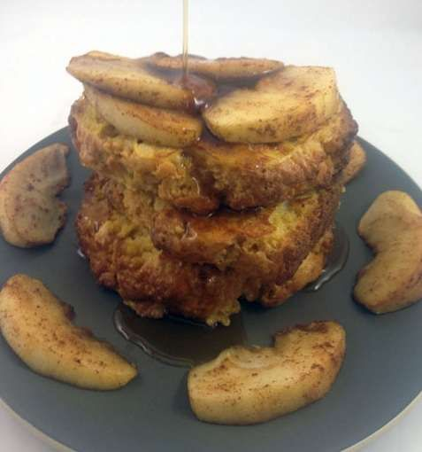 Drunken French Toast Will Fill Your Belly With Sustenance and Booze #breakfast #pancakes trendhunter.com