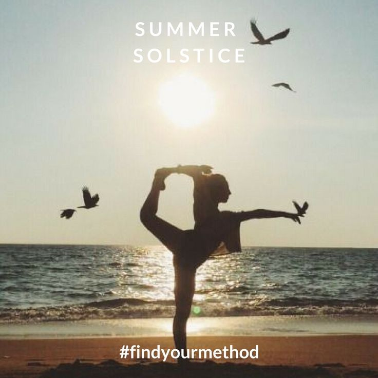 Today worldwide we celebrate Summer Solstice, also known as midsummer when the sun is directly above the Tropic of Capricorn, officially the longest day of the year.  Open up during your practice to receive the light and warmth of summer, #FindYourMethod.  . #MyMethodLife #MyMethod #londonyoga #londonpilates #sustainability #personalisation #classes #yoga #pilates #summersolstice #summer #sun #sunshine #warmth #light #beach #sunset #sunrise #beachyoga #celebrate #summerdays…