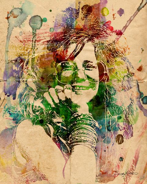 'Janis' by Sandy Richter