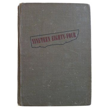 Check out this item at One Kings Lane! Nineteen Eighty-Four, 1st Ed