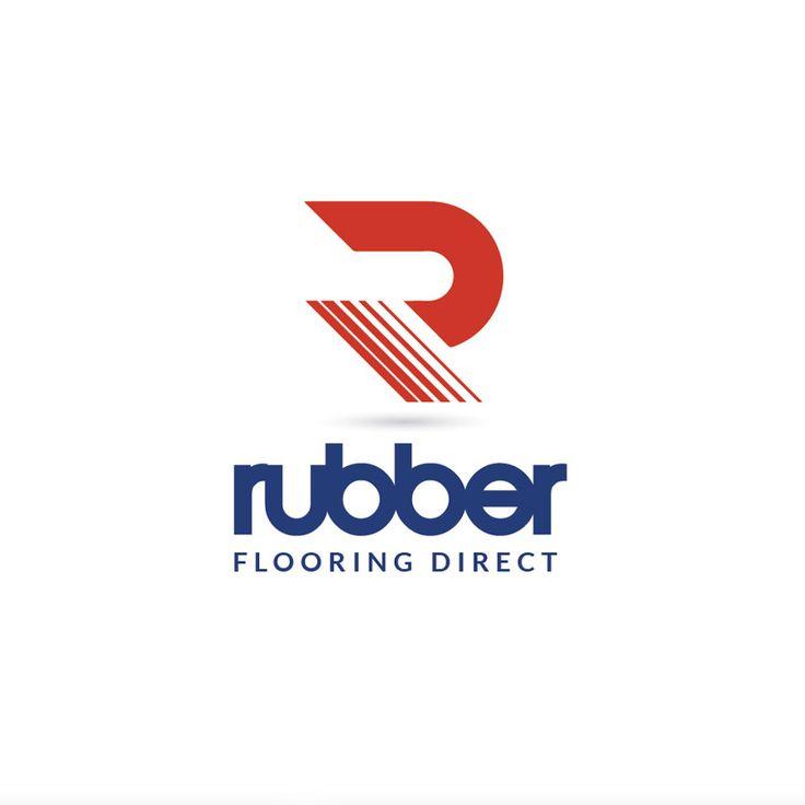 RUBBER FLOORING DIRECT LOGO DESIGN
