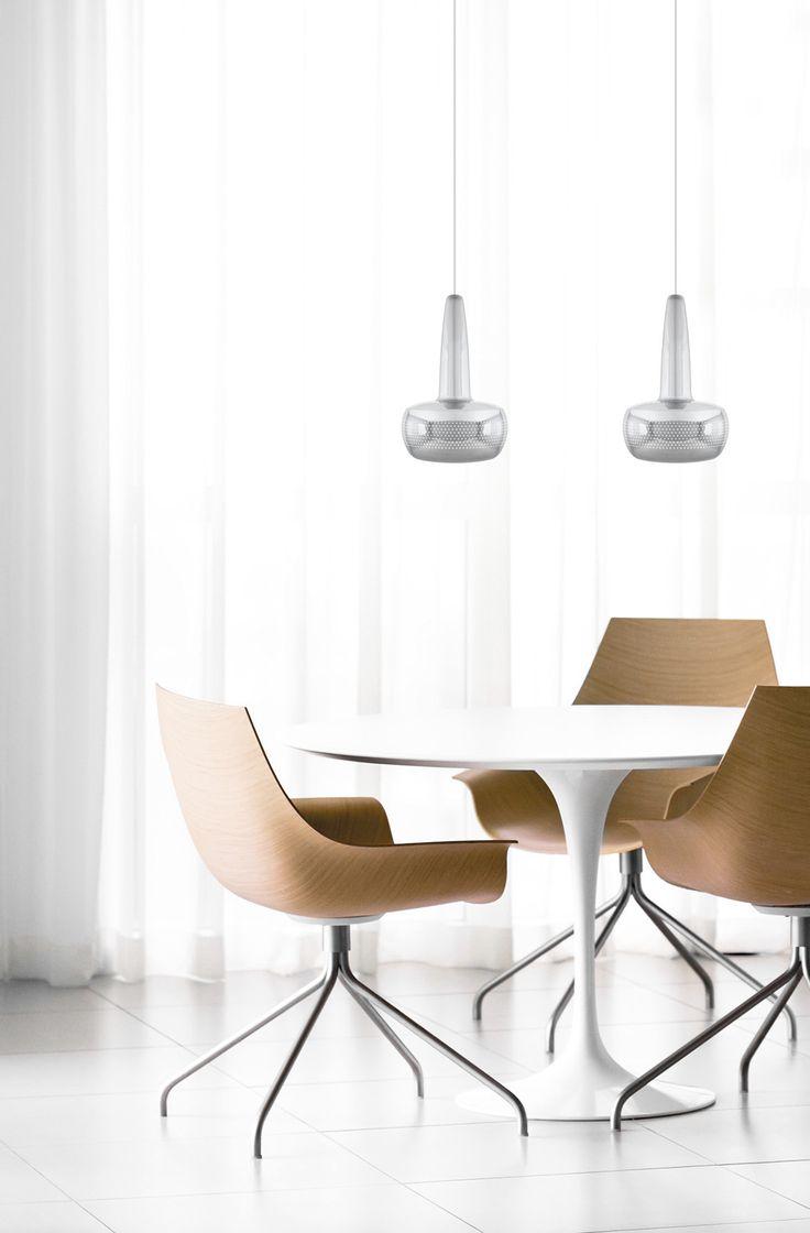 Lampa wisząca - Vita Copenhagen - Clava Chrome - chromowana