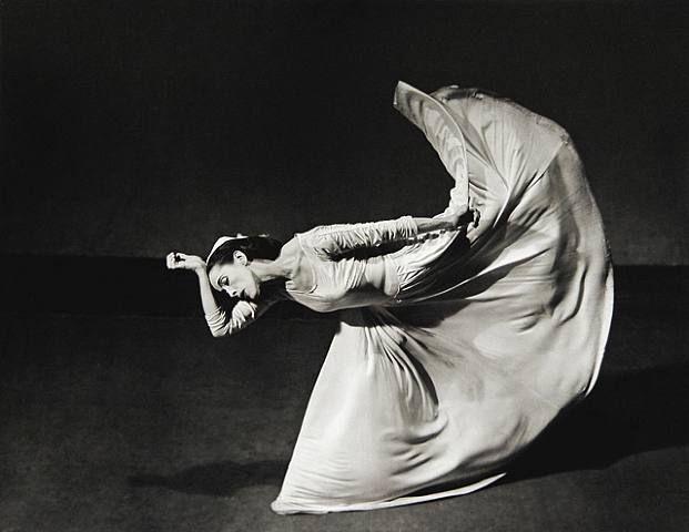 by Barbara Morgan: Martha Graham, Letter to the World, Kick, 1940