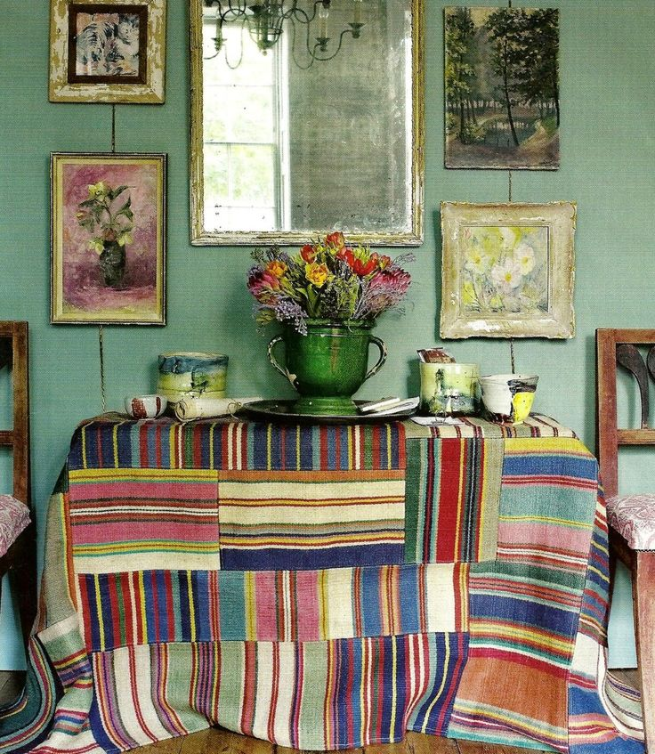 Boho style home decor google search patchwork for Decoracion hogar retro
