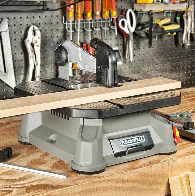 Rockwell Blade Runner X2 Portable Tabletop Saw-RK7323 - The Home Depot