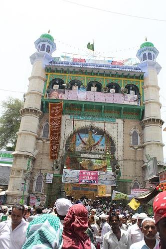 The Dargah Of Khwajah Moinuddin Chishty Al Sabri .. Khwajah Garib Nawaz