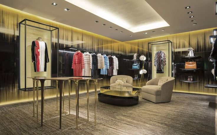 Fendi flagship store in London