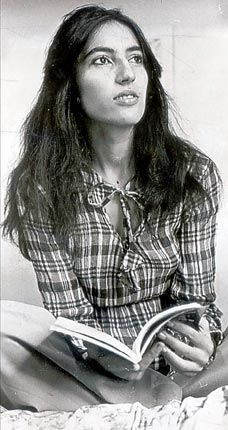 Benazir Bhutto (born 1953, assassinated 2007) as an Oxford University student in 1973. She served as the 11th Prime Minister of Pakistan in two non-consecutive terms.