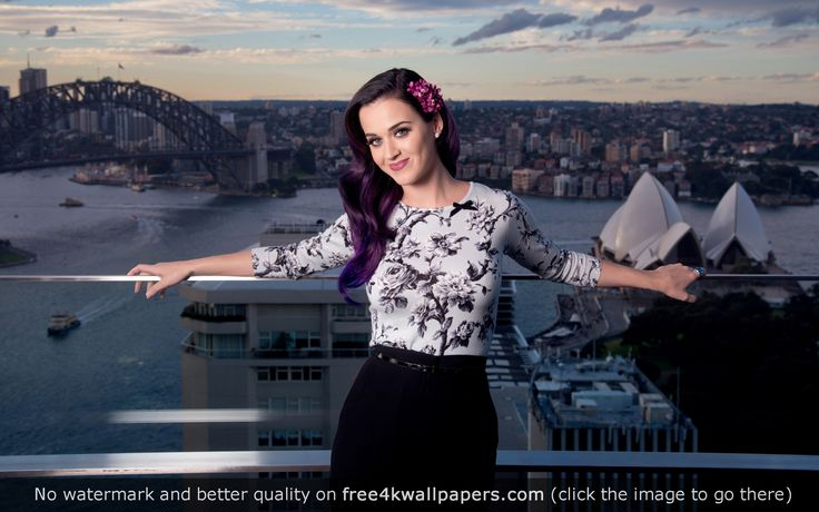 Katy Perry Sidney Tour wallpaper