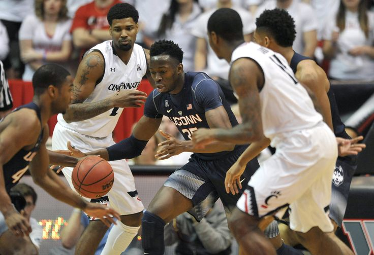 UConnCincinnati III Should Be As Rugged As First Two; AAC