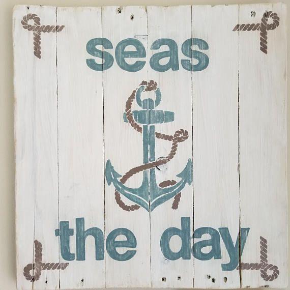 Best 25+ Anchor wall art ideas on Pinterest | Anchor ...