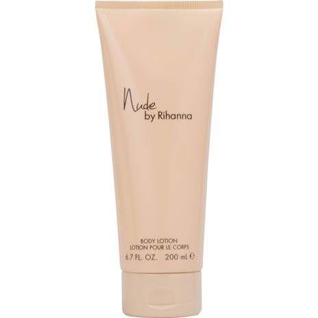 To Nude by Rihanna Body Lotion συνδυάζει τη βελούδινη ενυδάτωση με το φρουτώδες λουλουδένιο άρωμα της Rihanna Nude! Με νότες κορυφής τη γκουάβα και το αχλάδι και βασικό το άρωμα της ορχιδέας βανίλιας, η λοσιόν σώματος Nude by Rihanna θα εξωτερικεύσει την παθιασμένη σας πλευρά!Περιεχόμενο: 200m