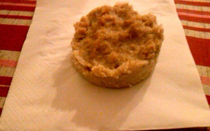 Gâteau de porridge (micro-ondes) >Cuisine Étudiant