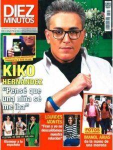 El Kiosko Rosa… 22 de marzo de 2017: Revista Diez Minutos