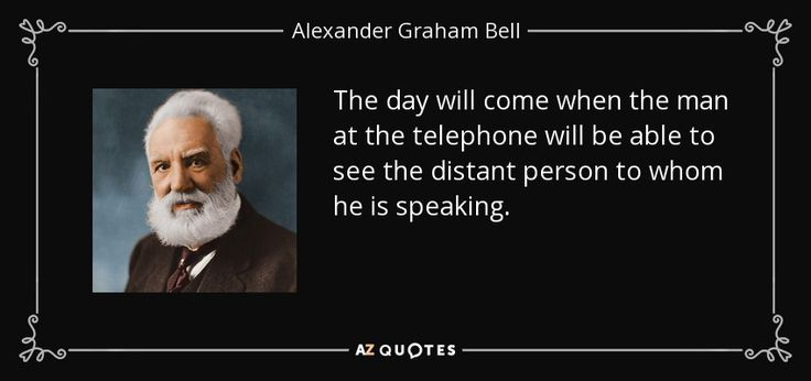 TOP 25 QUOTES BY ALEXANDER GRAHAM BELL | A-Z Quotes