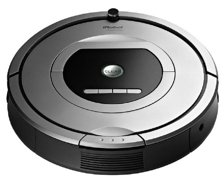 iRobot Roomba 760 let this robot vaccum when you're not even home