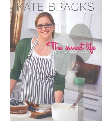 MasterChef Australia 2011 winner Kate Bracks knows about desserts. This mouthwatering array of inspired dessert recipes includes favorites such as Apple Pie, Chocolate Cake, and Strawberry Mousse as well as fresh new ideas--such as Kate's Chocolate, Date, and Hazelnut Torte