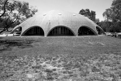 Roy Grounds' 1959 National Academy of Science in Canberra