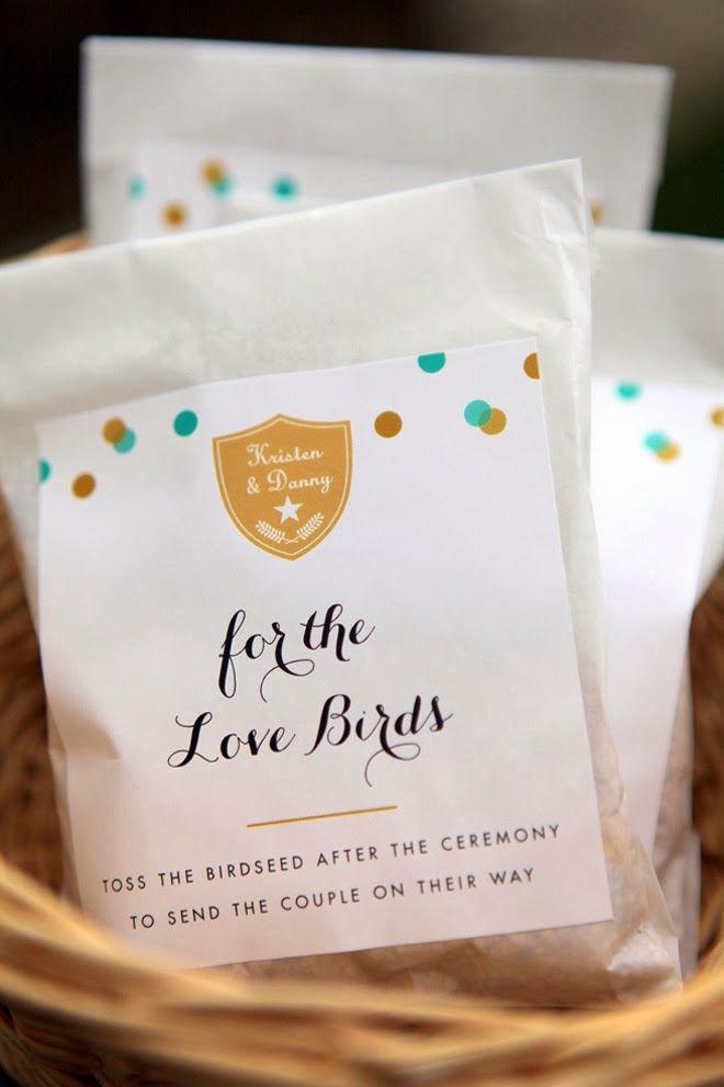Best 25 Bird seed favors ideas on Pinterest Bird seed crafts
